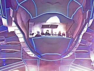 Пол Ван Дайк на главной сцене Alfa Future People